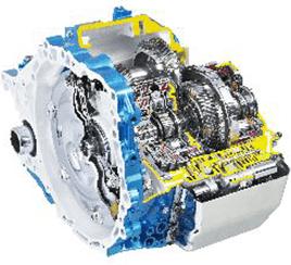 アイシンAWのオートマチックトランスミッション2