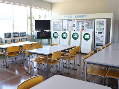 アイシン機工の食堂