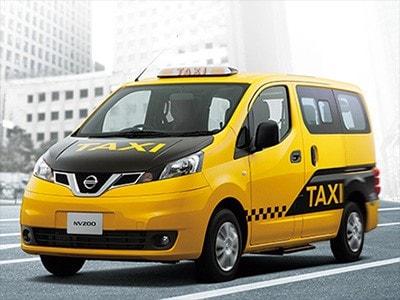 日産車体NV200タクシー