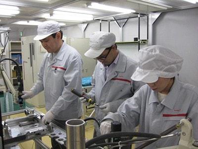 日産座間工場空調完備で働きやすい職場