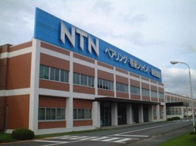 NTN工場外観