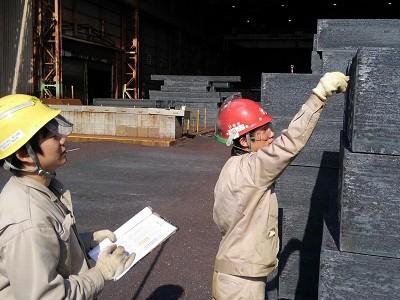 吉川工業 工場内風景1